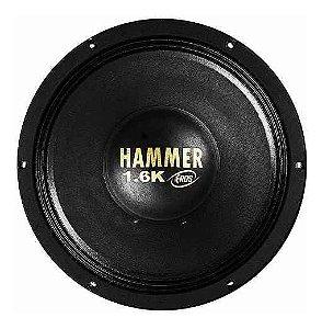 Alto Falante Eros E12 Hammer 1.6k 8ohms 800wrms Original