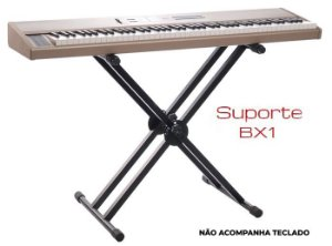 "SUPORTE IBOX PIANOS DIGITAL ""DUPLO X"" BX1"