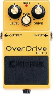 PEDAL BOSS OD 3 OVERDRIVE