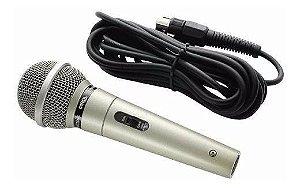 MICROFONE CAROL MUD-515 C/ FIO MUD515