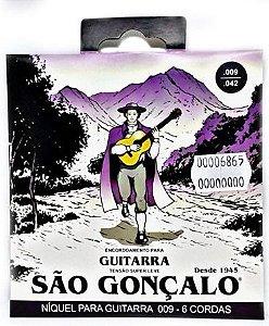 ENCORDOAMENTO GUITARRA 009 SÃO GONÇALO