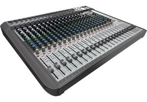 MESA SOM SOUNDCRAFT 22 CANAIS SIGNATURE 22 MTK