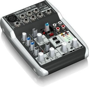 MESA SOM BEHRINGER XENYX 502 USB 110V