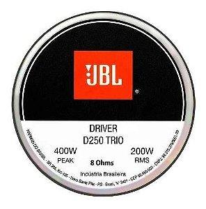 DRIVER JBL SELENIUM D250TRIO 200W D250 TRIO