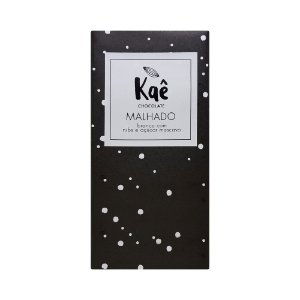 Kaê Branco com Nibs e Açúcar Mascavo - Barra 75g