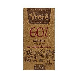 Yrerê  60% Intenso - Barra de 30g
