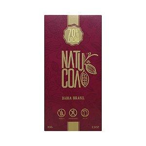 Natucoa 70% Intenso - Barra 80g