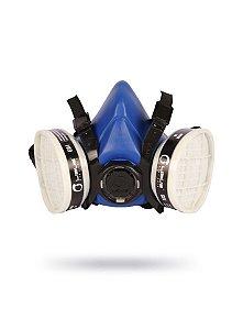 Respirador semi facial reutilizável 9100 P