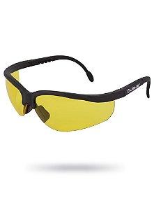 Óculos de Proteção Mig Amarelo Antirrisco
