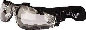 Óculos de Proteção Eco Sport Incolor Antiembaçante
