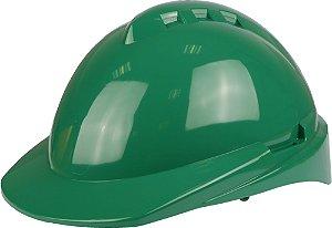 Casco de Segurança Milenium Class Verde