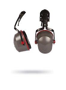 Protetor Auricular Abafador Tipo Concha L-360C de acoplar no capacete