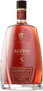 Brandy Alvisa 5 Organic 500ml