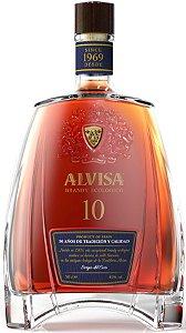 Brandy Alvisa 10 Organic 500ml