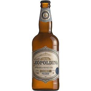 Cerveja Leopoldina Bohemian Pilsner 500ml