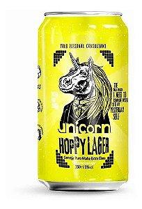 Unicorn - Cerveja HOPPY LAGER 350 ml