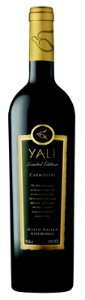 Yali Limited Edition Carménère 750 ml