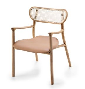 Cadeira Corpo  (Couro)