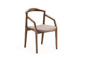 Cadeira Diva com braço (Tecido)
