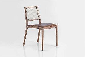 Cadeira Leblon Estofada  (Tecido)