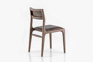 Cadeira Marina Estofada (Couro)