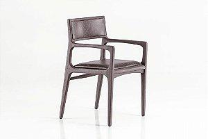 Cadeira Marina com braço (Tecido)