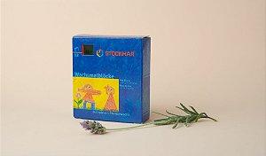 Giz de cera bloco Stockmar - caixa com 12 cores básicas