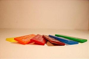 Cera para modelagem - 6 cores