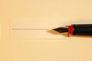 Ponteira tradicional para caneta tinteiro Greenfield