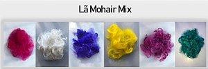 Lã Mohair - pacote com 6 gramas
