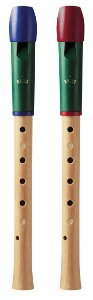 Flauta Moeck Pentatônica