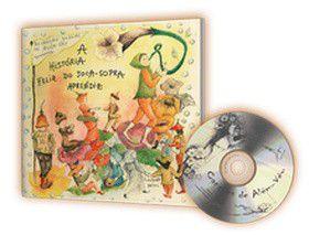 A história feliz do Joca-Sopra-Aprendiz - livro n.3 - Luciana Betti