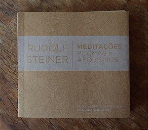 Meditações, Poemas e Aforismo de Rudolf Steiner