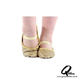 DUPLICADO - Sapatilha Glitter de Ballet Rosa - QueenslandStore