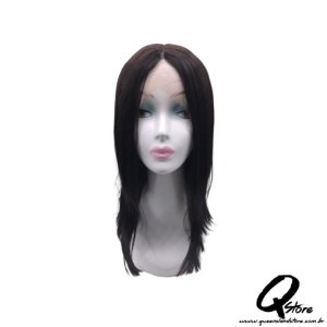 Peruca Lace Front Lisa - Chanel Cor 2#