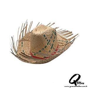 Chapéu de Palha para Festa Junina- Adulto