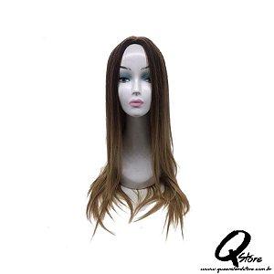 Peruca Orgânica Liza - Cor OT7/2/3 - Fashion Line