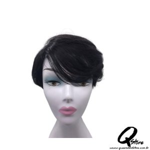 Peruca Orgânica Maria - Cor 1B- Fashion Line