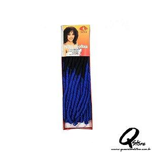 Nina Softex  Cor -OET1B/Blue Cabelo Sintético