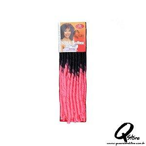 Nina Softex  Cor -OET1B/Pink Cabelo Sintético