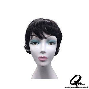 Peruca Orgânica Modelo 352 - Cor 1B - Fashion Line
