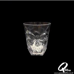 Copo de Caveira Transparente  - 310 ml