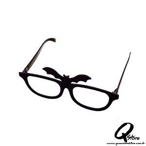 Óculos Morcego s/ Lente - Plástico