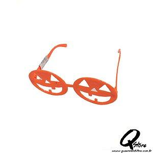 Óculos Abóbora s/ Lente - Plástico