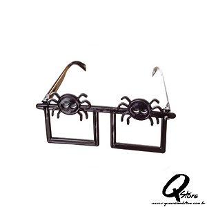 Óculos Aranha s/ Lente - Plástico