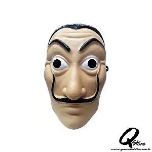 Máscara Salvador Dali -Plástico