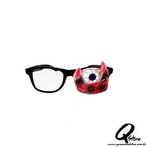 Óculos Zumbi c/ Lente- Plástico