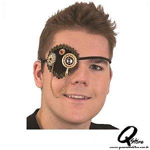 Tapa olho - Steampunk Eyepatch