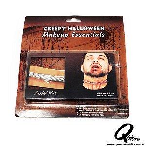 Latex Appliance - Creepy Halloween