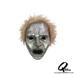 Máscara Vampiro Prateado mod 1 -Plástico